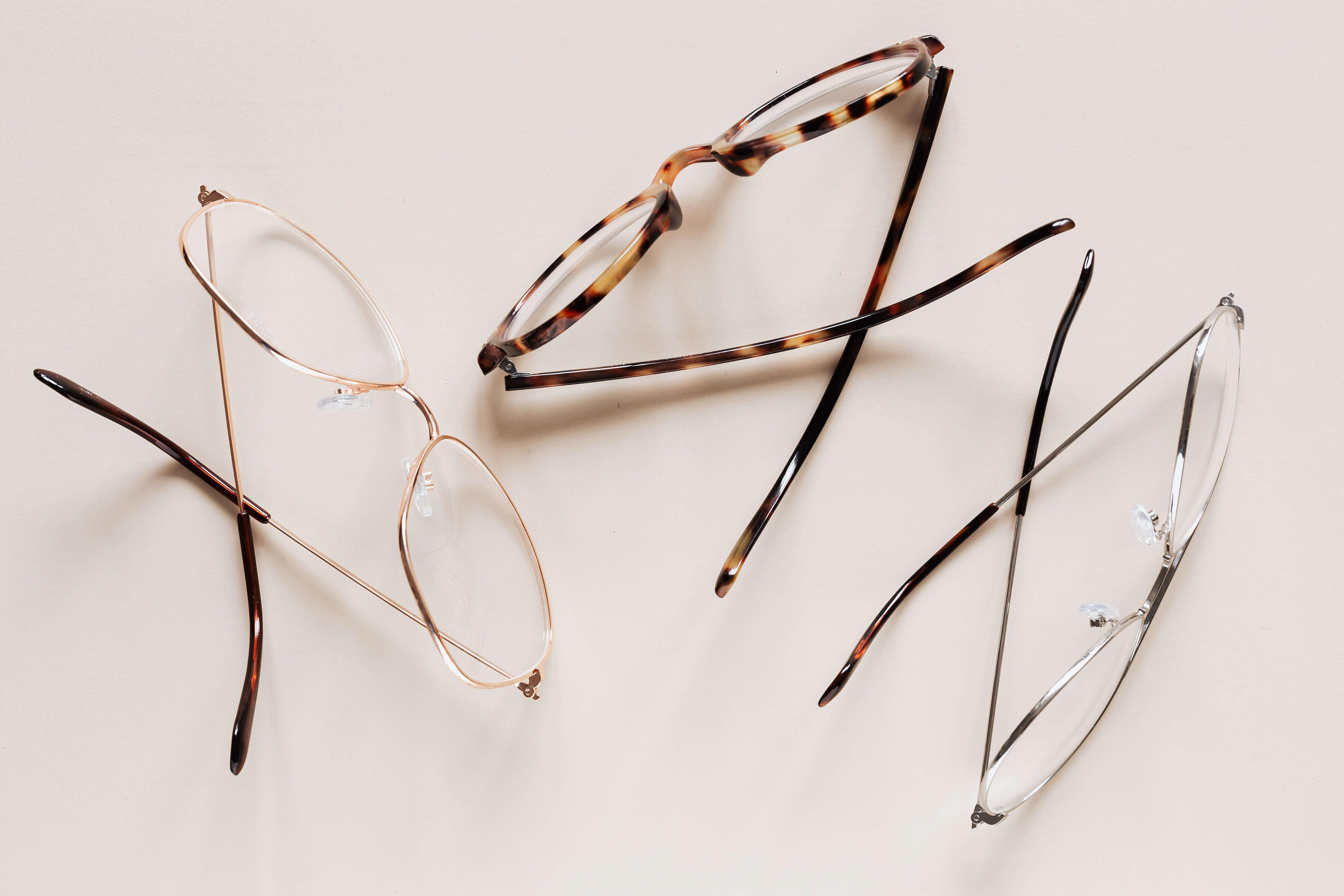 eyeglasses myopia